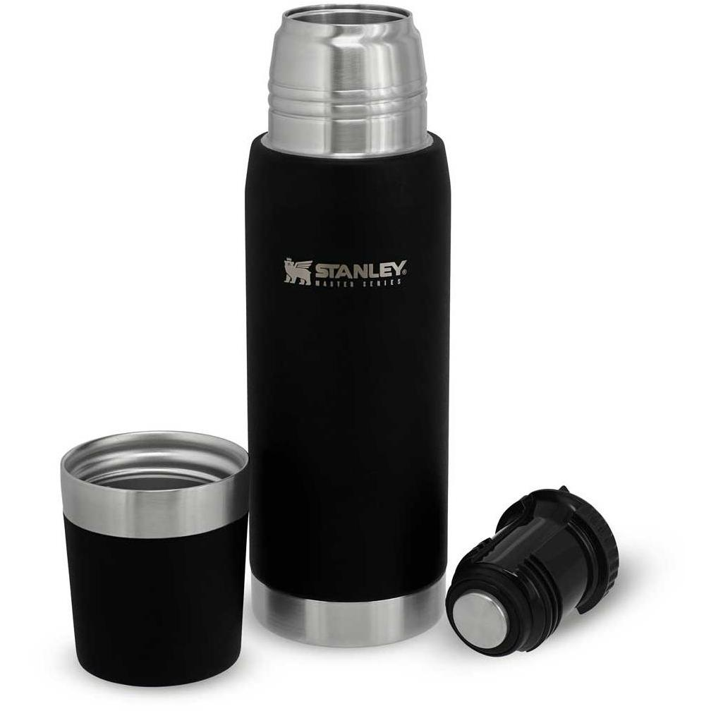Master Unbreakable Thermal Bottle 750 ml - Foundry Black