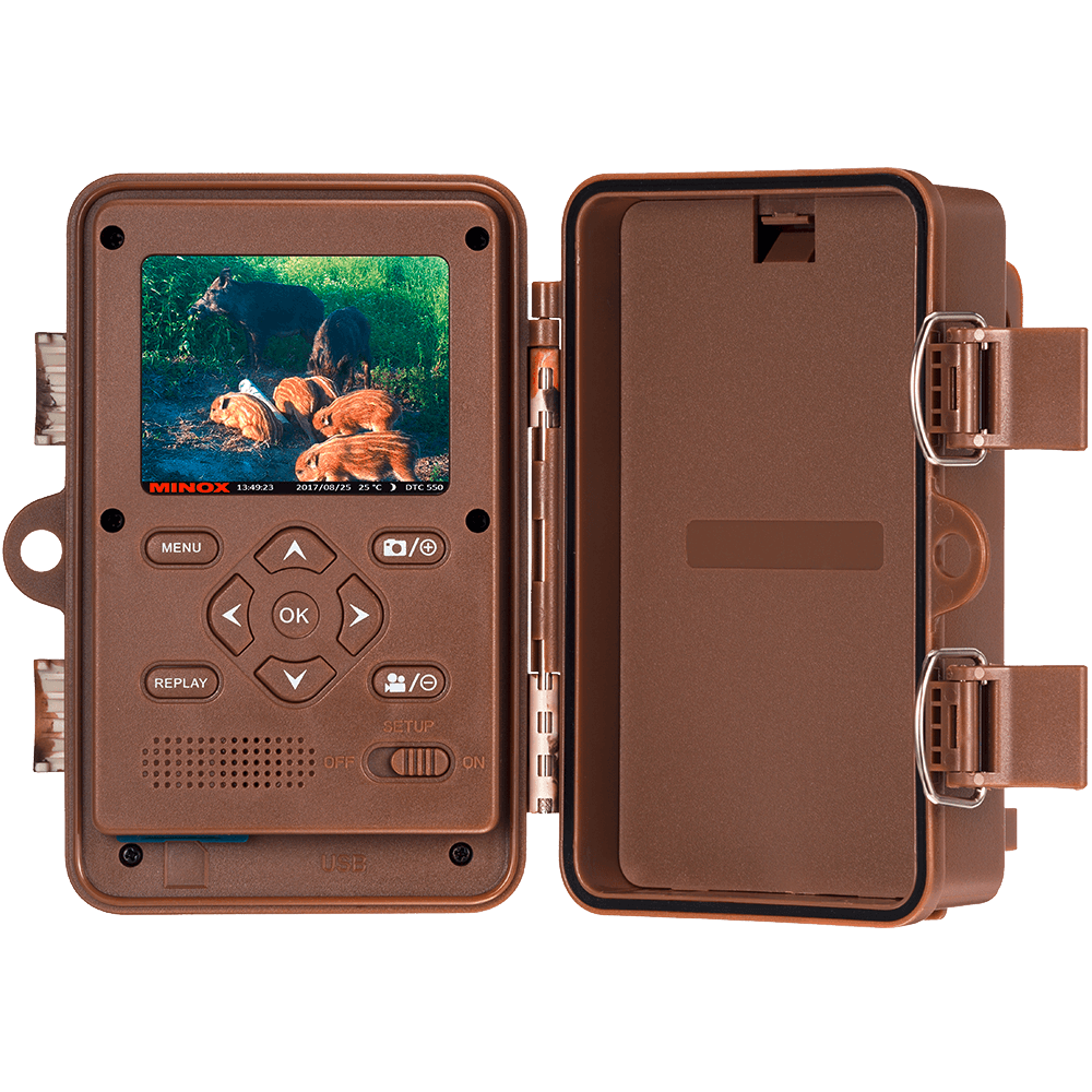 Wildkamera DTC 550 WiFi - Camouflage