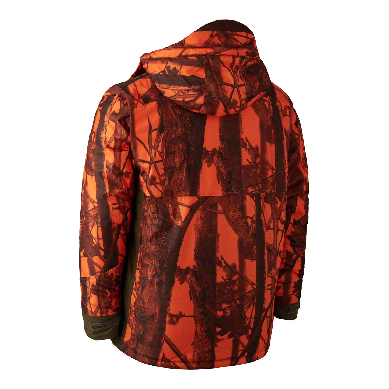 Jacke Herren Cumberland Arctic - Orange/Camouflage