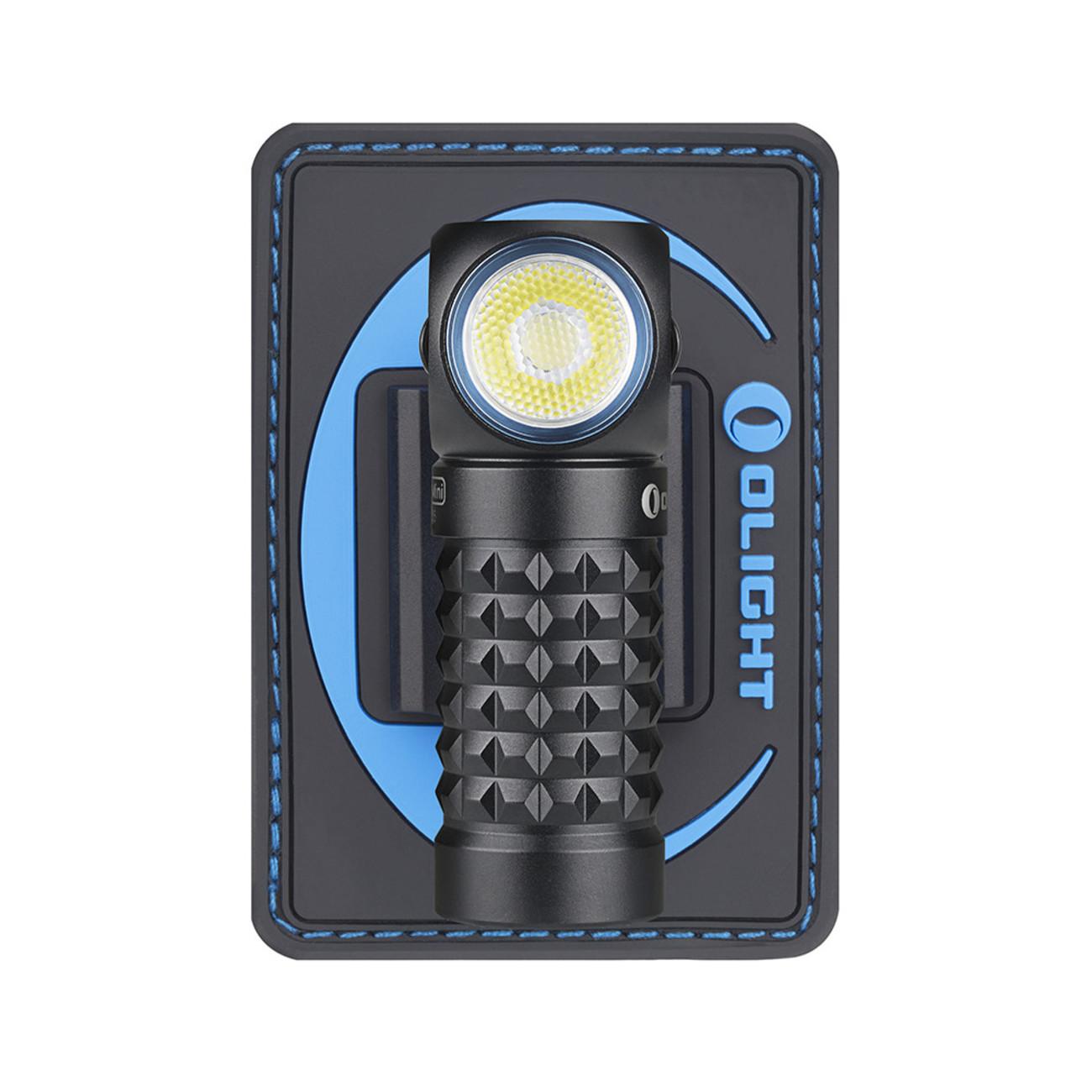 Perun Mini LED Taschenlampe - Schwarz