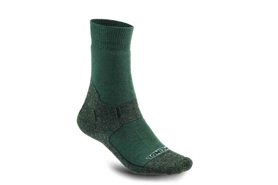 Socken Unisex Jagd - Grün