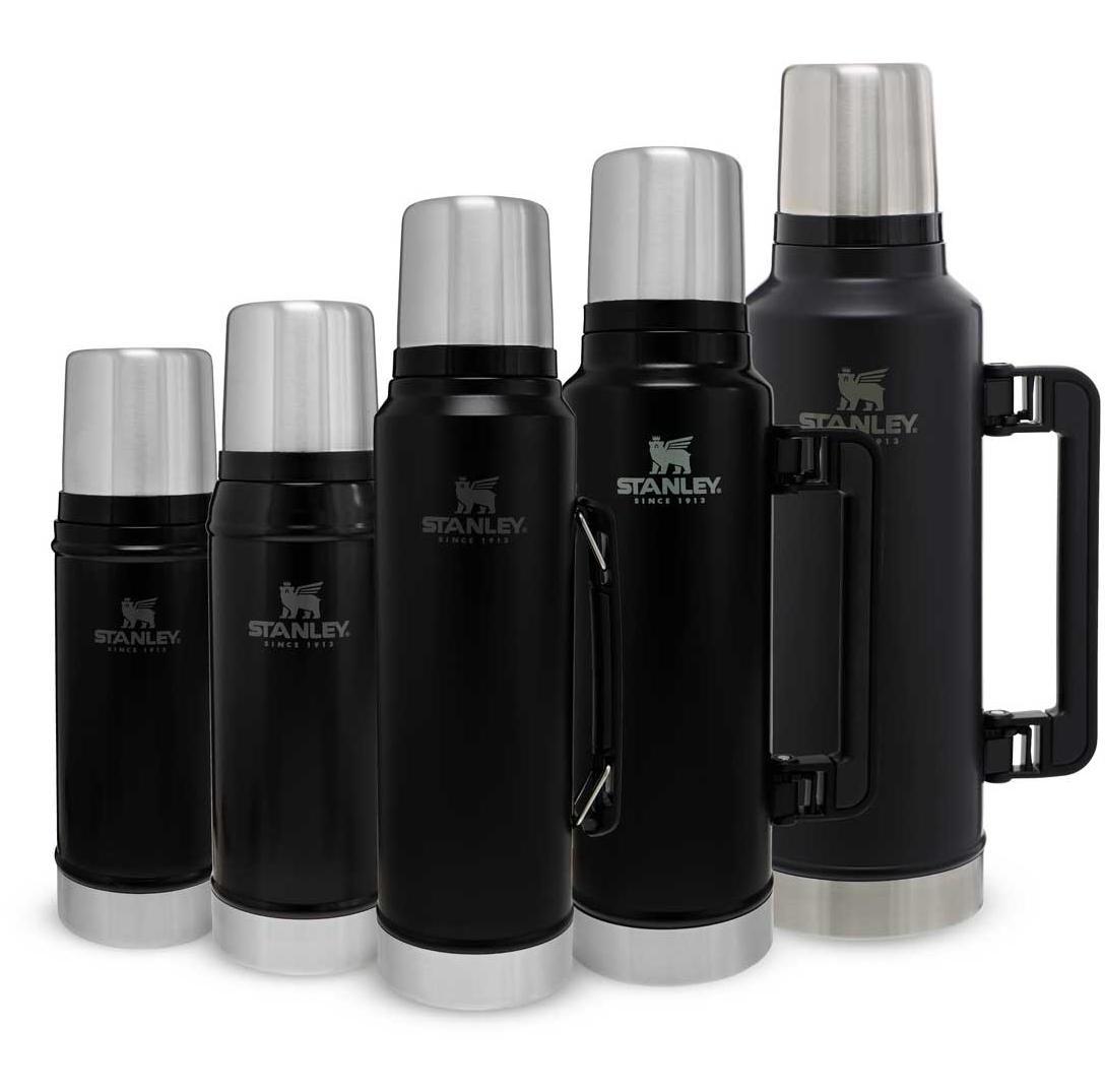 Classic Vacuum Bottle 473 ml - Matte Black