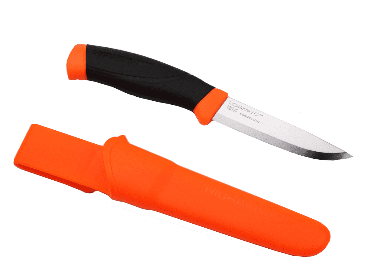 Companion F-Outdoor Messer - Orange