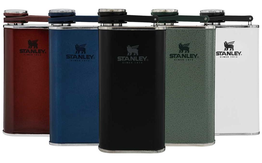 Classic Wide Mouth Flask 236 ml - Matte Black
